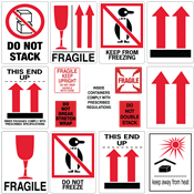 Freight Safety Labels