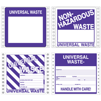 Universal Waste Labels