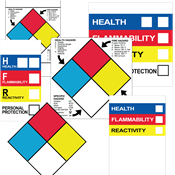 NFPA® / Right To Know Labels
