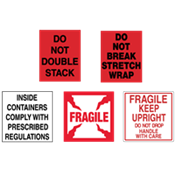 Pallet Protection<br />Labels