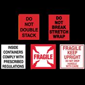 Pallet Protection<br />Labels