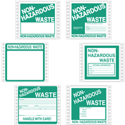 Non-Hazardous<br />Waste Labels
