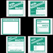 Non-Hazardous<br />Waste Labels