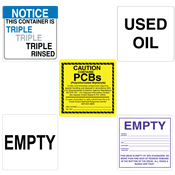 Related Waste Labels