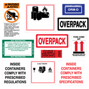 Regulatory Air Labels