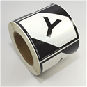 LIMITED QUANTITY with Y<br />Paper, 500/roll