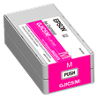 Epson GJIC5(M) Magenta Ink<br />Cartridge for the<br />ColorWorks C831<br />Inkjet Label Printer