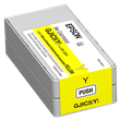 Epson GJIC5(Y) Yellow Ink<br />Cartridge for the<br />ColorWorks C831<br />Inkjet Label Printer