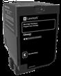 Lexmark CS725<br />Black High Yield Return<br />Program Toner Cartridge