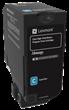 Lexmark CS725<br />Cyan High Yield Return<br />Program Toner Cartridge