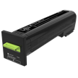 Lexmark CS820 <br />Black Extra High Yield<br />Return Program<br />Toner Cartridge